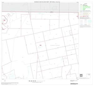 Primary view of object titled '2000 Census County Block Map: Mitchell County, Block 3'.