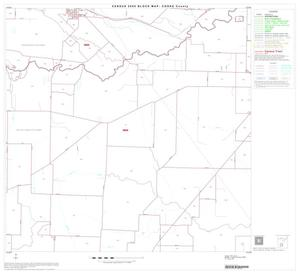 Primary view of object titled '2000 Census County Block Map: Cooke County, Block 14'.