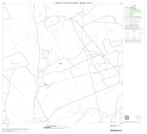 Primary view of object titled '2000 Census County Block Map: Webb County, Block 16'.