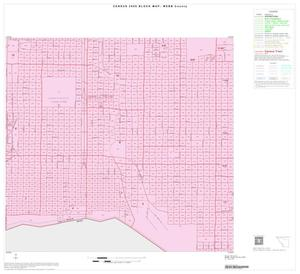 Primary view of object titled '2000 Census County Block Map: Webb County, Inset B11'.