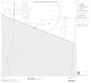 Primary view of object titled '2000 Census County Block Map: Bexar County, Block 102'.