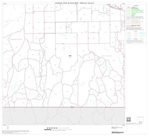 Primary view of object titled '2000 Census County Block Map: Donley County, Block 8'.
