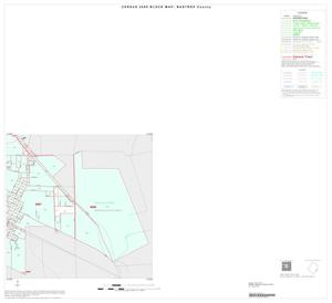 Primary view of object titled '2000 Census County Block Map: Bastrop County, Inset D04'.