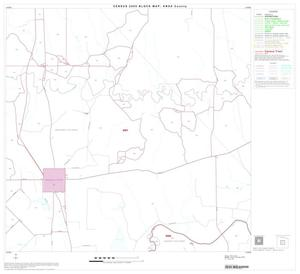 Primary view of object titled '2000 Census County Block Map: Knox County, Block 5'.