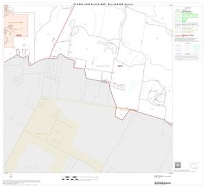 Primary view of object titled '2000 Census County Block Map: Williamson County, Block 63'.