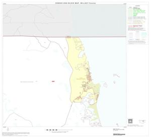 Primary view of object titled '2000 Census County Block Map: Willacy County, Block 5'.