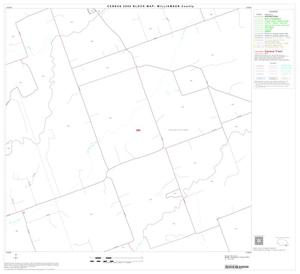 Primary view of object titled '2000 Census County Block Map: Williamson County, Block 66'.
