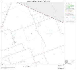 Primary view of object titled '2000 Census County Block Map: Williamson County, Block 11'.
