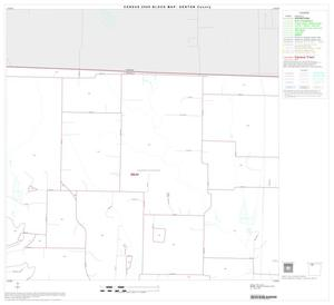 Primary view of object titled '2000 Census County Block Map: Denton County, Block 3'.