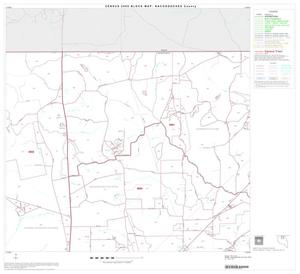 Primary view of object titled '2000 Census County Block Map: Nacogdoches County, Block 3'.