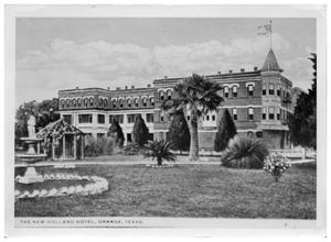 Primary view of object titled '[New Holland Hotel]'.