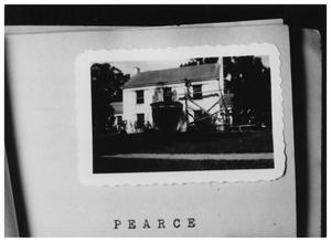 Primary view of object titled '[Pearce Home]'.