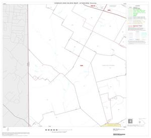 Primary view of object titled '2000 Census County Block Map: Atascosa County, Block 8'.
