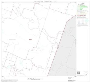 Primary view of object titled '2000 Census County Block Map: Bell County, Block 43'.