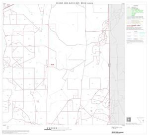 Primary view of object titled '2000 Census County Block Map: Webb County, Block 26'.