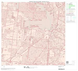 Primary view of object titled '2000 Census County Block Map: Bexar County, Block 60'.