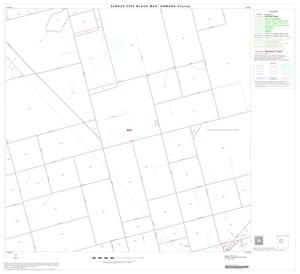 Primary view of object titled '2000 Census County Block Map: Howard County, Block 6'.