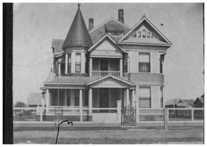 Primary view of object titled '[Samuel W. Levingston Home]'.
