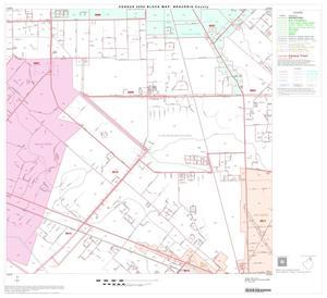 Primary view of 2000 Census County Block Map: Brazoria County, Block 6