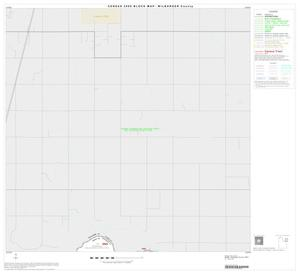 Primary view of object titled '2000 Census County Block Map: Wilbarger County, Block 6'.