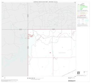 Primary view of object titled '2000 Census County Block Map: Archer County, Block 1'.
