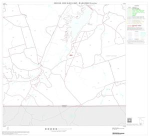 Primary view of object titled '2000 Census County Block Map: Wilbarger County, Block 16'.