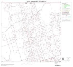 Primary view of object titled '2000 Census County Block Map: Winkler County, Block 5'.