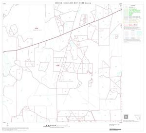 Primary view of object titled '2000 Census County Block Map: Webb County, Block 25'.