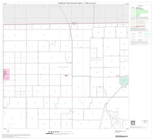 Primary view of object titled '2000 Census County Block Map: Lynn County, Block 2'.