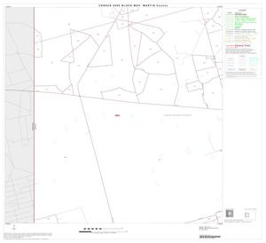 Primary view of object titled '2000 Census County Block Map: Martin County, Block 4'.