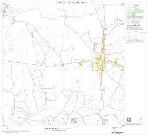 Primary view of object titled '2000 Census County Block Map: Polk County, Block 5'.