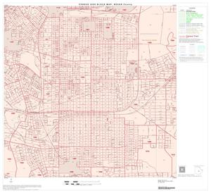 Primary view of object titled '2000 Census County Block Map: Bexar County, Block 61'.