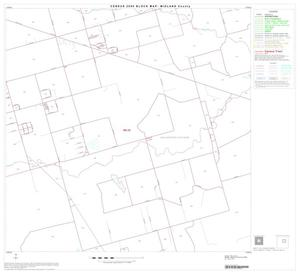 Primary view of object titled '2000 Census County Block Map: Midland County, Block 7'.