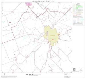Primary view of object titled '2000 Census County Block Map: Karnes County, Block 15'.