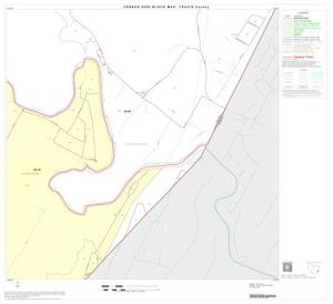 Primary view of object titled '2000 Census County Block Map: Travis County, Block 76'.