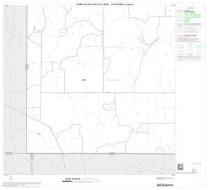 Primary view of object titled '2000 Census County Block Map: Lipscomb County, Block 7'.