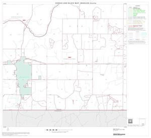 Primary view of object titled '2000 Census County Block Map: Wheeler County, Block 15'.