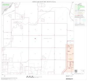 Primary view of object titled '2000 Census County Block Map: Wichita County, Block 8'.