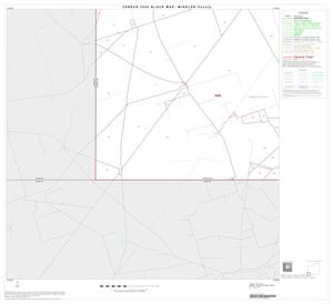 Primary view of object titled '2000 Census County Block Map: Winkler County, Block 12'.