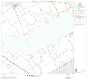 Primary view of object titled '2000 Census County Block Map: Navarro County, Block 22'.