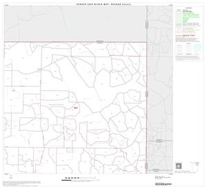 Primary view of object titled '2000 Census County Block Map: Reagan County, Block 3'.