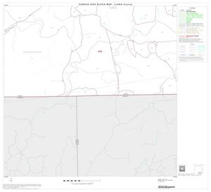 Primary view of object titled '2000 Census County Block Map: Llano County, Block 15'.