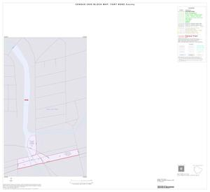 Primary view of object titled '2000 Census County Block Map: Fort Bend County, Inset A01'.