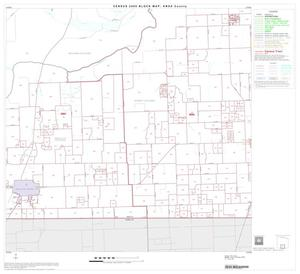 Primary view of object titled '2000 Census County Block Map: Knox County, Block 8'.