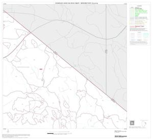 Primary view of object titled '2000 Census County Block Map: Brewster County, Block 18'.