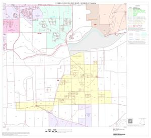 Primary view of object titled '2000 Census County Block Map: Hidalgo County, Block 88'.
