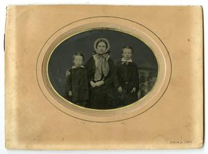 Primary view of object titled '[Bancroft Family]'.