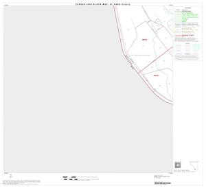 Primary view of object titled '2000 Census County Block Map: El Paso County, Block 79'.