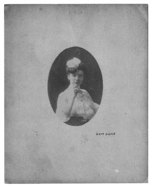 Primary view of object titled '[Annie Bancroft]'.