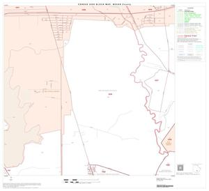Primary view of object titled '2000 Census County Block Map: Bexar County, Block 82'.